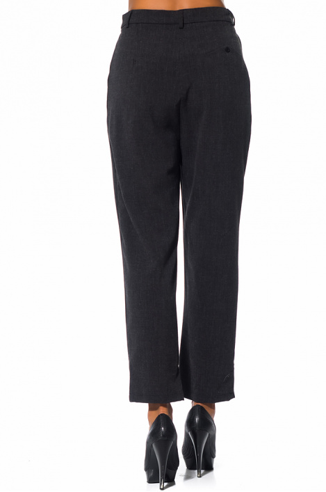 Ladies trousers with belt