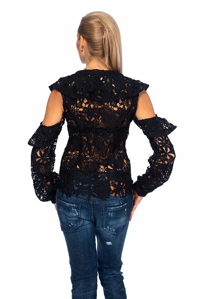 Ladies Lace Blouse