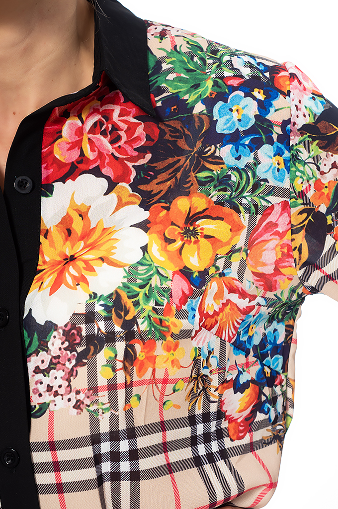Women's shirt with print